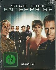 Star Trek Enterprise  Staffel 3 Blu-Ray NEU OVP Sealed Deutsche Ausgabe