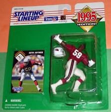 1995 SETH JOYNER #59 sole Arizona Cardinals piece - low s/h - Starting Lineup