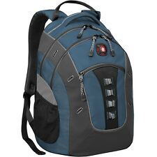 "Swissgear 600732 Granite Carrying Case (Backpack) for 16"" Notebook - Blue, Gray"