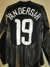 Manchester United 2005-2006 Van Der Sar Goalkeeper Football Shirt Large /39710