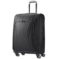 "Samsonite Geotrakr Spinner 25"" Smart Luggage LugLoc GSM-GPRS Tracker USB Charger"