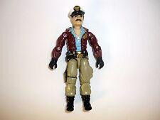 GI JOE KEEL HAUL Vintage Action Figure No Patch Variant COMPLETE C9 v1 1985 1989