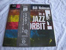 Mint Bill Holman in a Jazz Orbit rare Japan Mono w OBI Rosolino Charlie Mariano