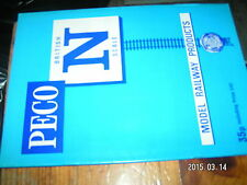 Catalogue PECO N en anglais