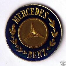 Automotive collectibles - Mercedes Benz logo tac style pin