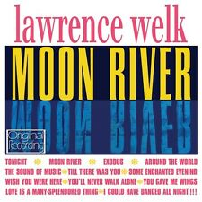 CD LAWRENCE WELK MOON RIVER EXODUS AROUND THE WORLD YOU'LL NEVER WALK ALONE ETC