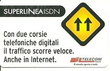 RARE / CARTE TELEPHONIQUE PREPAYEE - INTERNET ADSL HAUT DEBIT / PHONECARD ITALY