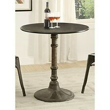 Coaster 100063 Dining Table Bronze NEW