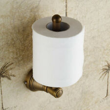 Antique Brass Finish Bathroom Toilet Paper Holder Roll Tissue Holder Wall Mount