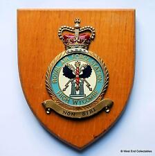 RAF High Wycombe Station - Military Badge Plaque Shield - Royal Air Force