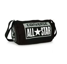 CONVERSE LEGACY CANVAS DUFFEL BAG PHANTOM BLACK 410646 000 CHUCK TAYLOR ALL STAR