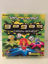 GOGO'S CRAZY BONES BOARDGAME 100% COMPLETE WITH 2 + 3 COLLECTIBLE FIGURES GC UK