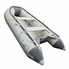 9.8 ft Inflatable Boat Yacht Tender Fishing Raft Dinghy Pontoon Boat  BSG300