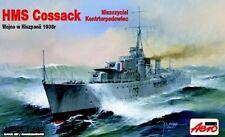 HMS COSSACK - WWII TRIBAL-CLASS DESTROYER 1/600 AEROPLAST