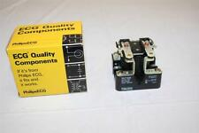 ECG Relay RLY1332 DPST-NO 30A 12VDC Heavy Duty Open Frame Power Relay New