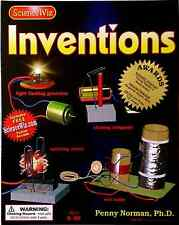 Inventions Kit Educational Fun Kids Children Science Kit Playing Learning Play