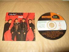 Brother Beyond Trust 1989 cd 10 tracks excellent condition