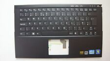 Sony Vaio SV-Z1311C5E Z1311Z9E Keyboard UK Palm: N860-7832-T405 Backlight