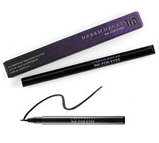 URBAN DECAY Ink For Eyes WATERPROOF Precision Eyeliner BLACK Full Size BOXED