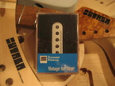 Seymour  Duncan Vintage Staggared for Strat SSL-1 pickup  in White New