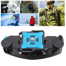 Waist Belt Strap Quick Release Mount Buckle Hanger Holder Clip DSLR GoPro Camera