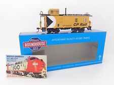 Canadian Pacific Cupola Caboose #434027 HO - Roundhouse #RND87827