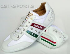 PANTOFOLA D'ORO MENS TRAINERS, SHOES, ASCOLI NYLON LOW SMU, SIZE EUR 45 WHITE