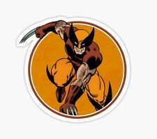 Wolverine XMen Logan MARVEL Weapon X Mutant claws Sticker decal car laptop cute