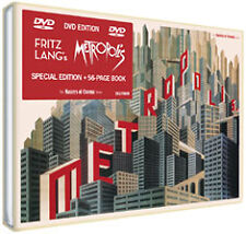 METROPOLIS (RECONSTRUCTED & RESTORED)   - DVD - REGION 2 UK