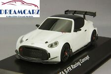 Kyosho 1/43 Toyota S-FR Racing Concept White Pearl R43003W