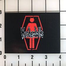 """Murderdolls 4"""" Wide Multi-Color VInyl Decal Sticker - BOGO"""