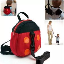 Safe Baby Harness Toddler Kids Bag Safety Child Walk Back Pack Strap Rein UK NEW