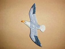 "10"" Flying SEAGULL Wall Decor Tropical Fish Beach Spa Bath Ocean Nautical Birds"