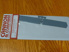 Cannon & Company HO #1751 Blank EMD Roof Stock for: All EMD 2nd Gen. Hood Units