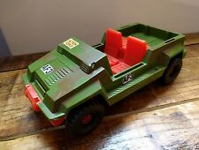 ACTION MAN ACTION FORCE Z FORCE JEEP PALITOY VINTAGE 1980s