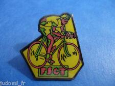 Pin's pin VELO CYCLISME DE ROUTE FSGT (ref L29)