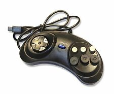 Sega Mega Drive Replacement 6 Button Controller Joypad UK