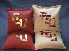 Set of 8 FSU Regulation Size CORNHOLE BAGS