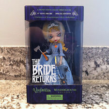 Disney Haunted Mansion The Bride Returns Vinylmation Jasmine Becket-Griffith