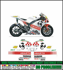kit adesivi stickers compatibili r1 r6  moto gp  abarth