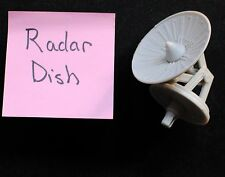Star Wars Legacy Millennium Falcon Radar Dish & Satellite Support Part 2008 TLC
