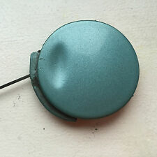 VAUXHALL / OPEL CORSA C FRONT BUMPER TOWING HOOK EYE COVER CAP GREEN (F112m)
