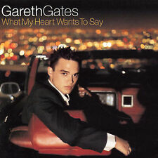 Gareth Gates : What My Heart Wants To Say (CD, 2003)