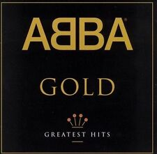 GOLD: Greatest Hits by ABBA  - CD (Dancing Queen, Mamma Mia, Name of the Game)