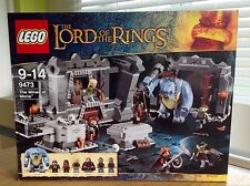 LEGO LORD OF THE RINGS 9473 THE MINES OF MORIA NEW AND SEALED