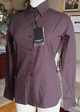 New sz 38 / 6 BNWT YSL Yves Saint Laurent 2007 blouse shirt top dress
