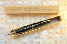 MABIE TODD FYNE POINT MECHANICAL PENCIL DARK GREEN MINT NEW OLD STOCK BOXED!!
