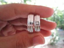 .10 Carat Diamond White Gold Wedding Rings 14K CodeWd010 sep013