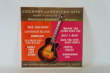 Country And Western Hits Made Famous By America's Greatest Singers Vinyl (25)
