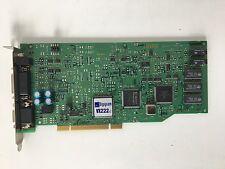 Digigram VX222v2 Stereo Soundkarte, analog symetrisch,  digital SPDIF o. AES/EBU